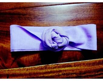 Light Purple Hairwrap