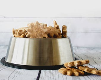 Peanut Butter Stars-Homemade 100% Natural Doggie Treats
