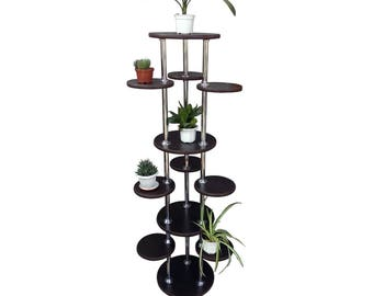 "Free ship! Plant stand ""BV1"". Flower stand Indoor plant stands Plant holder Plant table Stand for flowers Flower shelf Shelves for flowers"