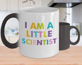 Scientist Mug - Color Changing Mug - Limited Edition