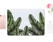 Green Leaves MacBook 12 Skin Keyboard Sticker MacBook Pro 15 2016 Skins Floral Laptop Decal MacBook Retina 13 Sleeve MacBook Air ESD032