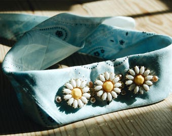 SPRING FEVER embellished bandana