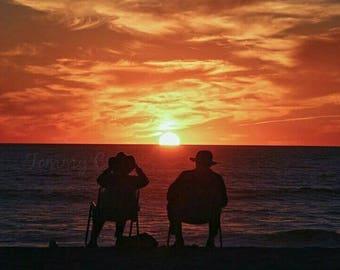 Sunrise togetherness