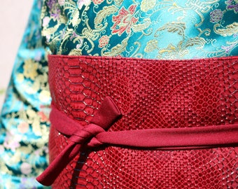 Modern Japanese belt