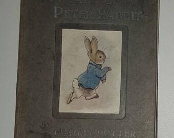 RARE Beatrix Potter Peter Rabbit 1st trade edition
