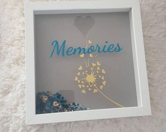Memory frame box. Perfect for them special memories you never want to forget