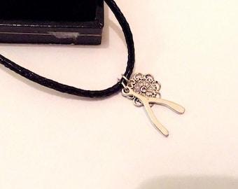 Silver Wishbone