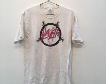Vintage SLAYER T shirt
