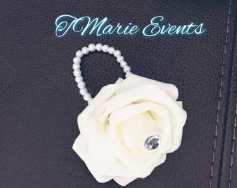 Pearl corsages