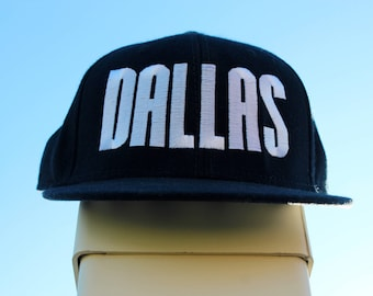 Dallas Texas Fitted Hat