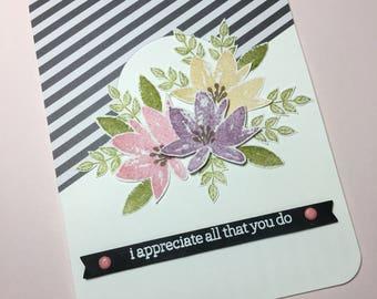 I appreciate all you do...a message of gratitude like no other!