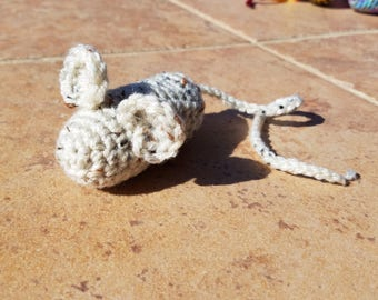Jingle Mouse Cat Toy
