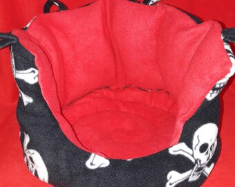 Cozy bed for ferrets,kittens, guinea pigs, rabbits, hedgehogs