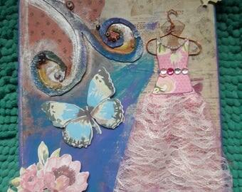 Handmade Dress Canvas