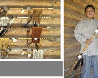 Collectible Handmade Artifact Spear / Lance