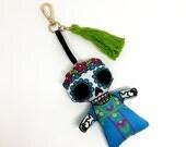 XL Muertos Key Chain