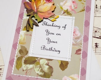 Handmade birthday greeting cards how to make birthday greetings handmade greeting card fancy birthday card handmade birthday card d birthday greeting card bookmarktalkfo Gallery