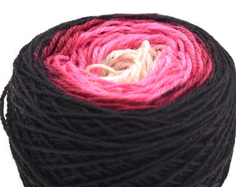 Valentine Sock Gradient Hand Dyed Yarn - In Stock