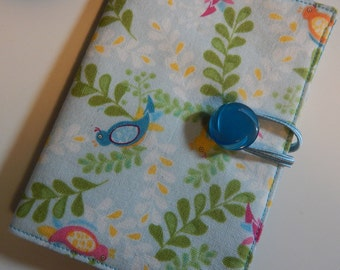 Tiny Birds Tea Wallet