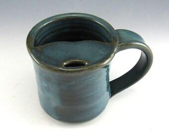 Mustache Mug/Moustache Mug/Mustache Cup/Mustache Guard Mug 8-10 Ounces