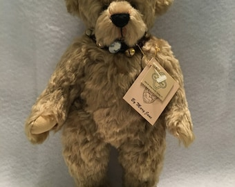 Limited Edition Handmade Artist Mohair Collectible Teddy Bear by Mary Jane Demko Cameo Bears