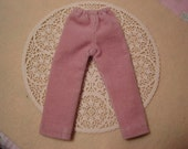 Blythe Pink Corduroy Slacks for Pullip and Vintage Skipper Too!