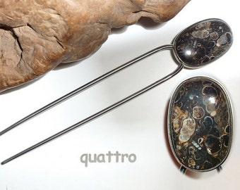 Hair Fork by Quattro - Turitella