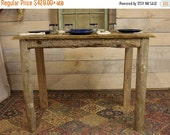 "20% OFF Driftwood Table (""48x24""x36""H)"
