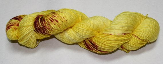 Xenophilius Hand Dyed Sock Yarn