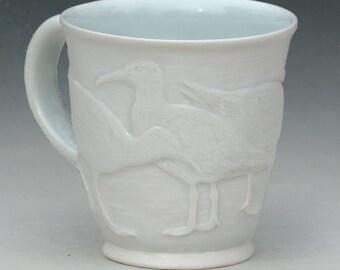 Eskimo Curlew mug in Porcelain