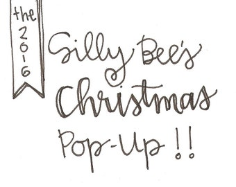 Christmas Pop-Up Party