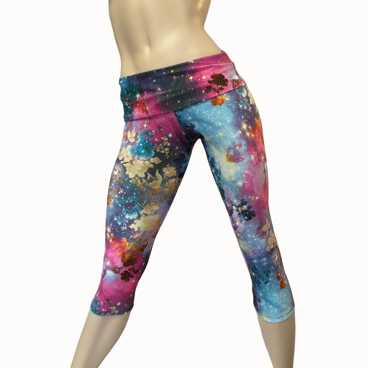 Yoga Pants Workout Clothes Hot Yoga Capri Yoga Crops