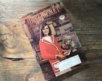Vintage Workbasket Home Arts Magazine February 1972 Number 5 Volume 37