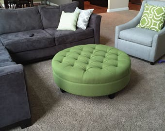 Create Your Own Custom Ottoman, Your Fabric Your Style... by Custom Ottoman Designs