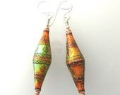 Heat Sensitive Color Changing Earrings from Kates Like Wow Series