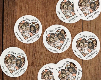 Refugee Stickers