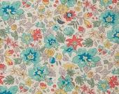 Liberty Fabric tana lawn  New Design 2017 Betsy Aloha  Fat Eighth