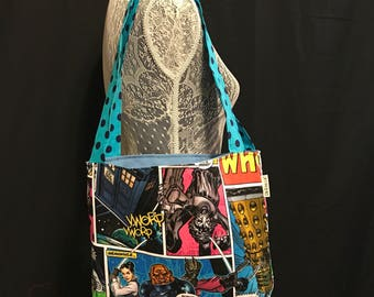Doctor Who Comic Lightweight Bag