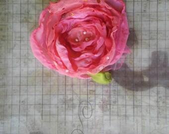 Fey fairie blossom pin
