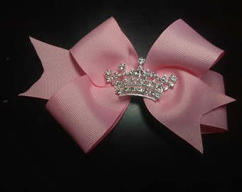 Princess Pink Hairbow