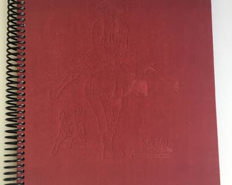 "102 Favorite Paintings by Norman Rockwell-Blank Book Journal/Sketchbook- measures 11""X9"""