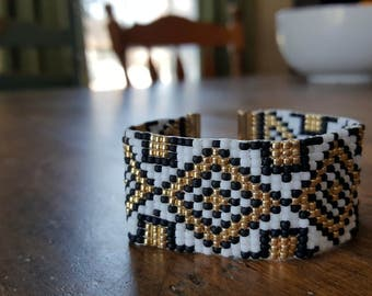 Gatsby Beaded Bracelet
