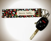 Words Matter Key Fob