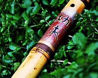 3.5 foot Kung Fu Flute