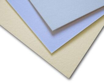 Crane's LETTRA 100% cotton 110lb (297gsm) cardstock 8.5x11--25 sheets