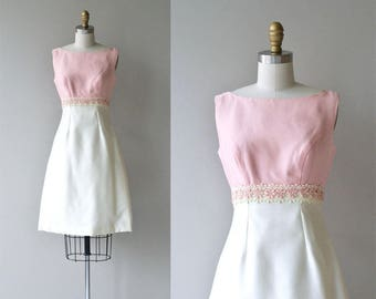 Petit Cadeau dress | vintage 1960s dress | 60s party dress
