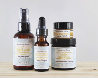 Botanical Facial Gift Set