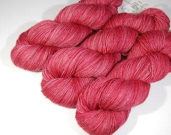 NEW - Silky Yak Singles - 65/20/15 Superwash Merino Wool, Silk & Yak Fingering Weight