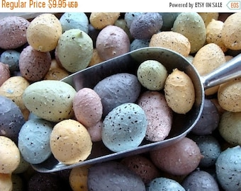ON SALE Easter Eggs Gorgeous Farmhouse Shabby Chic Speckled Easter Eggs