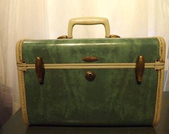 1950 s Vintage Samsonite Travel Case